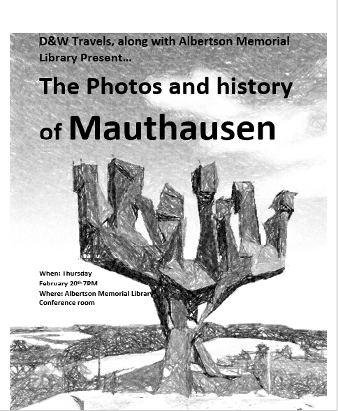 The photos and history of Mauthausen